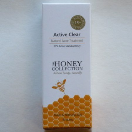 ACTIVE CLEAR ACNE TREATMENT CREAM 50G