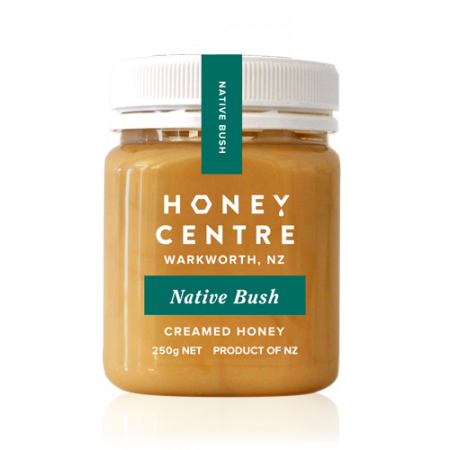 HONEY NATIVE BUSH CREAMED