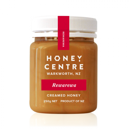 HONEY REWAREWA CREAMED