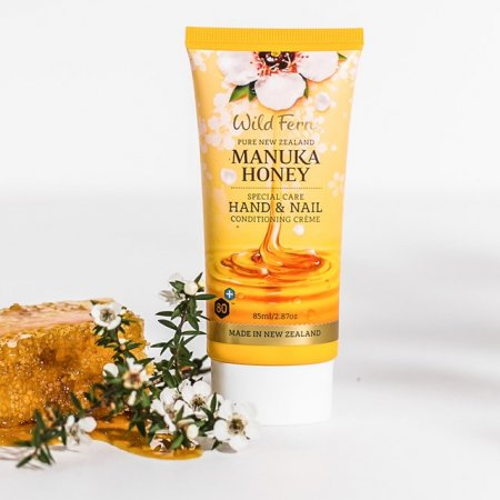 MANUKA HONEY SPECIAL CARE HAND AND NAIL CREME