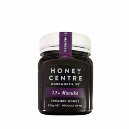HONEY 12+ ACTIVE MANUKA CREAMED