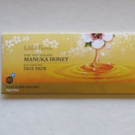 MANUKA HONEY REJUVENATING FACE PACK 20G