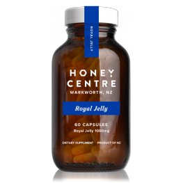 ROYAL JELLY CAPSULES X 60